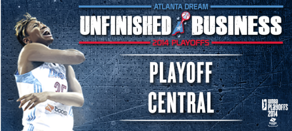 unfinished business atlanta dream play-offs wnba
