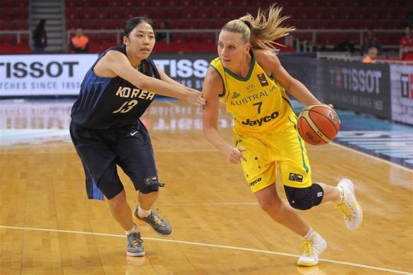 Australia contra Corea del Sur