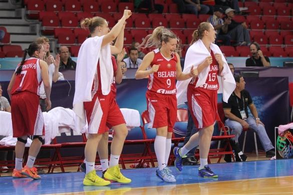 Selección de Bielorrusia