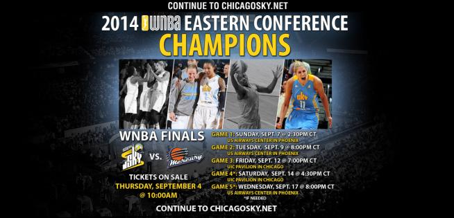 chicago sky wnba finals