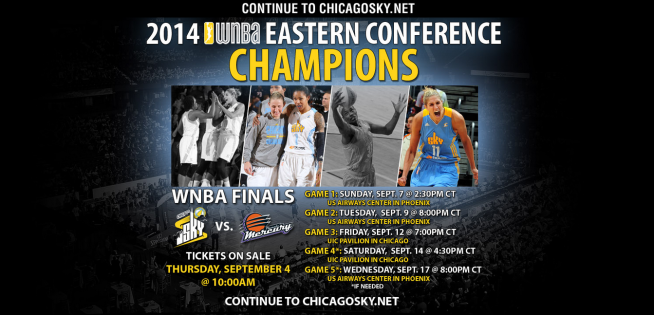 chicago sky wnba finals