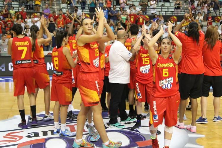 España - Serbia