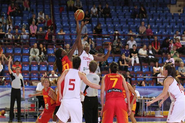 Torneo de Khalipski. España-Turquía.