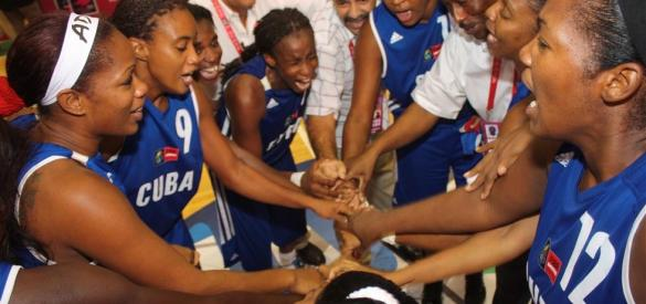 Selección de Cuba