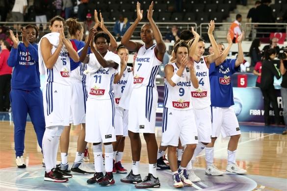 Selección de Francia. Mundial de Turquía