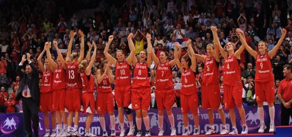 Selección de la República Checa