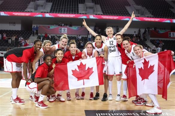 Selección de Canadá
