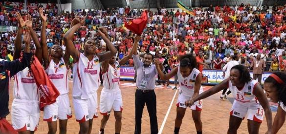 Selección de Mozambique