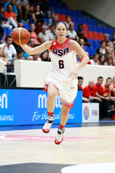 France International Tournament. USA - China