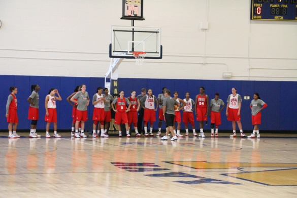 training camp de usa