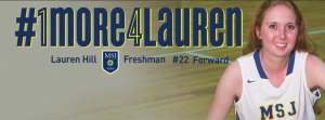 campaña 1 more 4 lauren a favor de lauren hill