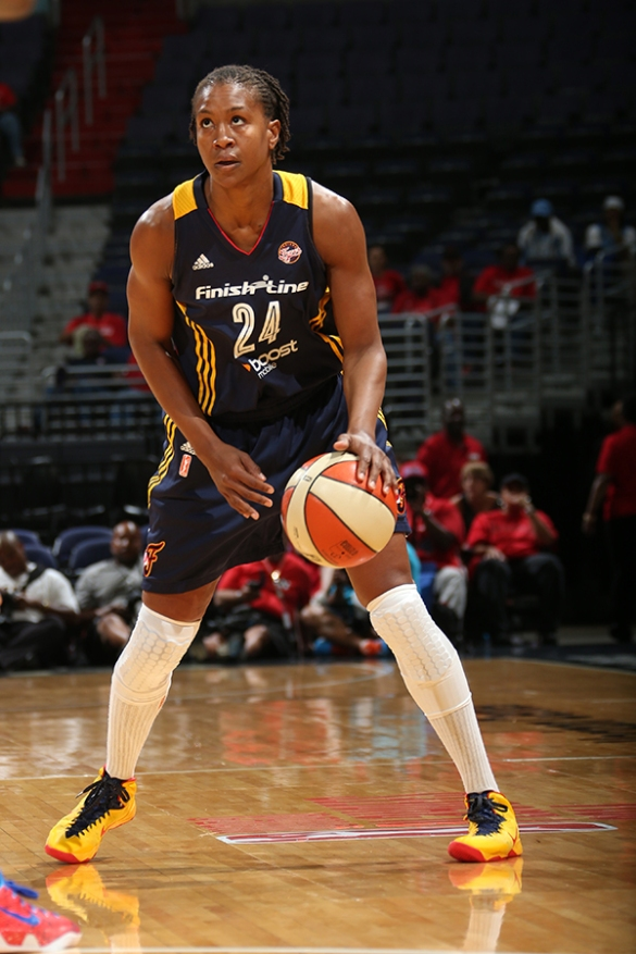 Tamika Catchings se convierte en analista en SEC Network.