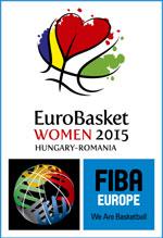 logo eurobasket 2015 hungría y rumania