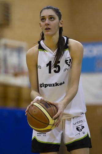 Miriam Forasté, MVP de la jornada 10 de Liga Femenina