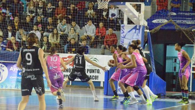 CB Conquero contra Spar Citylift Girona.