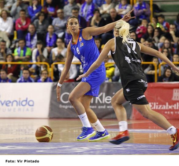 Final de Liga Femenina: Perfumerías Avenida contra Spar Citylift Girona.