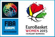 Eurobasket Hungría y Rumanía 2015