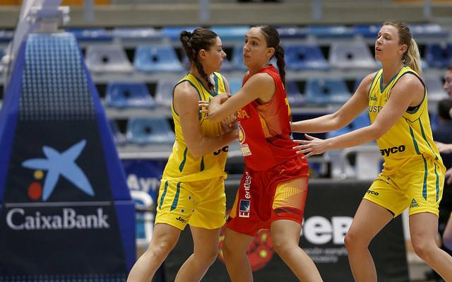Torneo de Huelva. España - Australia.