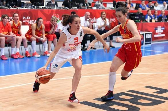 España - Montenegro. Eurobasket de Hungría y Rumanía