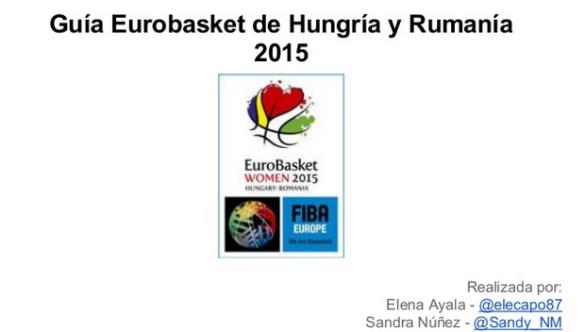 guía eurobasket hungría y rumanía