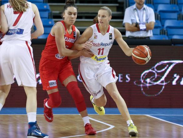 Katerina Elhotova. República Checa - Bielorrusia.