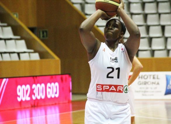 Euroliga Femenina. Spar Citylift Girona contra Wisla Can-Pack