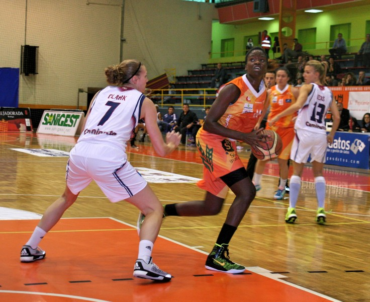 Zamarat contra Gernika Bizkaia. Jornada 6. Liga Femenina