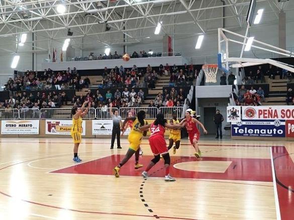 Embutidos Pajariel Bembibre contra Spar Gran Canaria