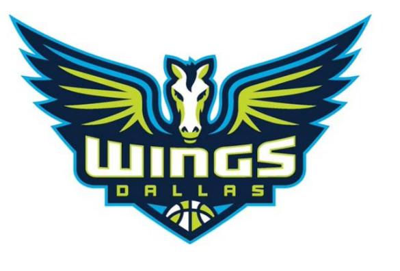Dallas Wings nuevo equipo de la WNBA