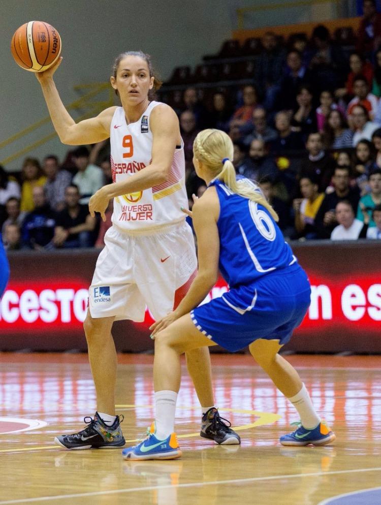 Clasificación Eurobasket 2017. España contra Finlandia