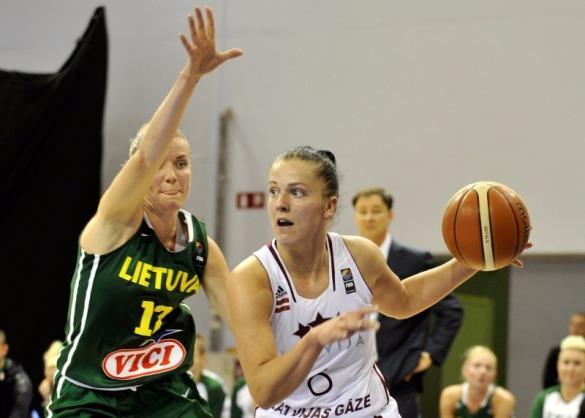 Clasificación Eurobasket 2017. Letonia contra Lituania