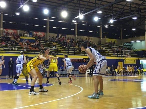 Jornada 9 de Liga Femenina. Spar Gran Canaria contra Star Center Uni Ferrol