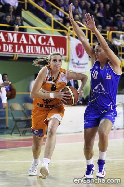 Mariona Ortiz regresa a Zamora.