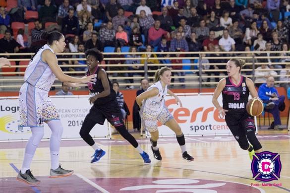 Sandra Ygueravide, MVP de la jornada 10 de Liga Femenina