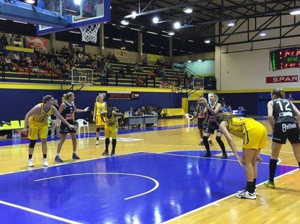 Spar Gran Canaria contra Spar Citylift Girona