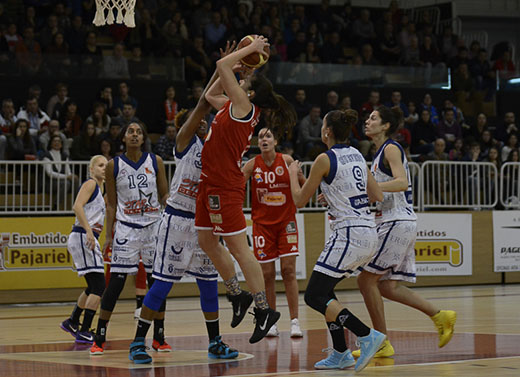 Embutidos Pajariel Bembibre contra Star Center Uni Ferrol