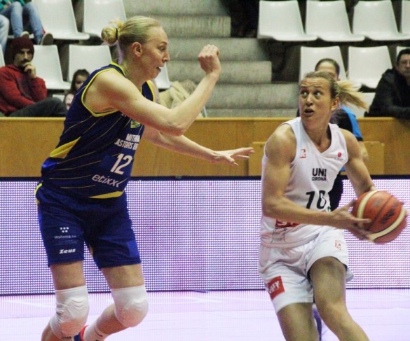 Euroliga Femenina. Spar Citylift Girona contra Castors Braine