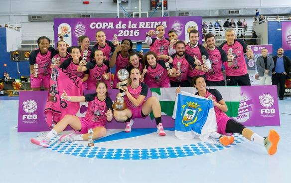 Copa de la Reina 2016: Conquero Huelva Wagen se proclama campeón