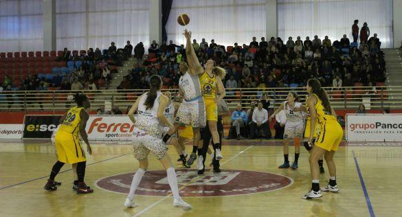 Liga Femenina. Campus Promete contra Spar Gran Canaria