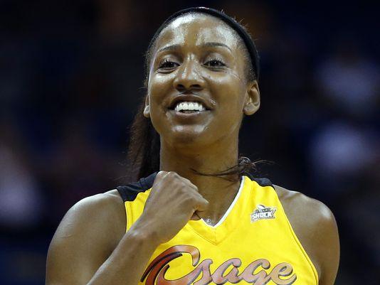 Candice Wiggins, acosada en la WNBA por ser heterosexual.