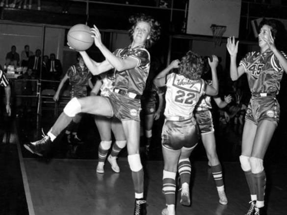 Nera White, considerada una de las mejores jugadoras de baloncesto de la historia