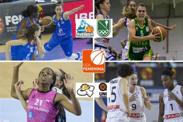 Liga Femenina. Playoffs.