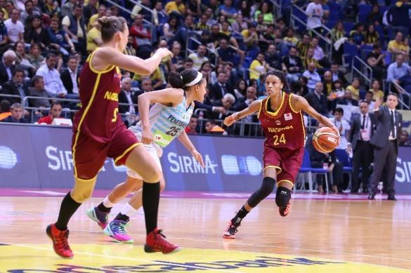 Final Four: Fenerbahçe contra Nadezhda Orenburg