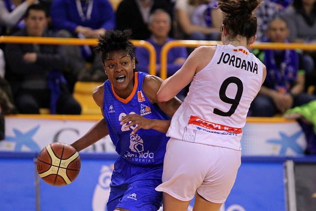 Final Liga Femenina. Perfumerías Avenida contra Spar Citylift Girona.