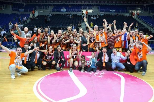 Euroliga Femenina. UMMC Ekaterinburg se convierte en Campeón tras derrotar a Nadezhda Orenburg