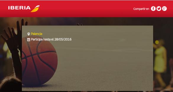 Sorteo entradas para el Torneo de Palencia
