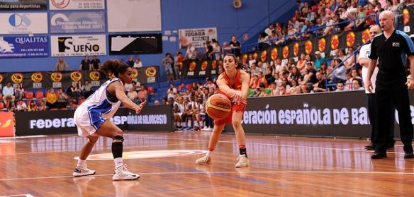 Torneo de Palencia. España contra Cuba