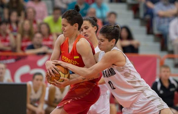 España cae ante Nueva Zelanda