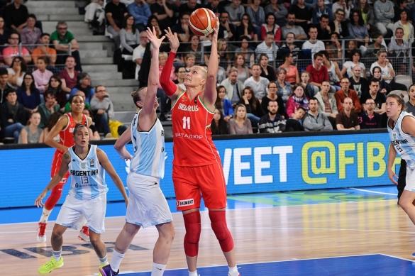 Preolímpico: Bielorrusia contra Argentina