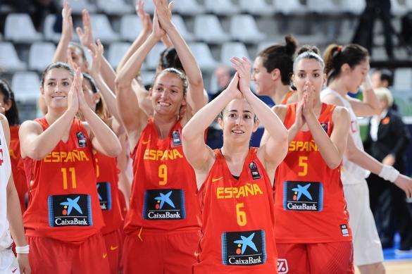 Preolímpico: España celebra la victoria frente a China